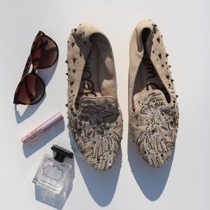 Studded Sam Edelman Loafers